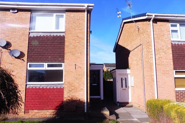 Thumbnail Flat to rent in Riversway, Marton-In-Cleveland, Middlesbrough