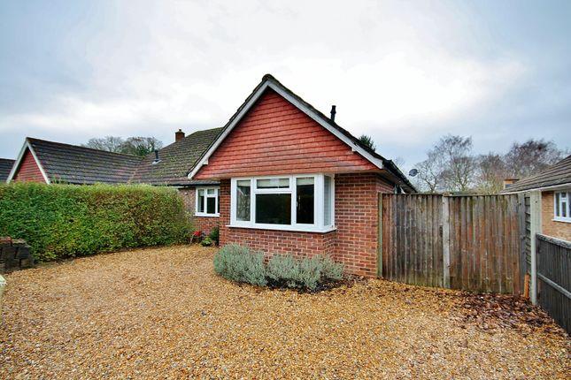 Thumbnail Semi-detached bungalow for sale in Send Close, Send, Woking