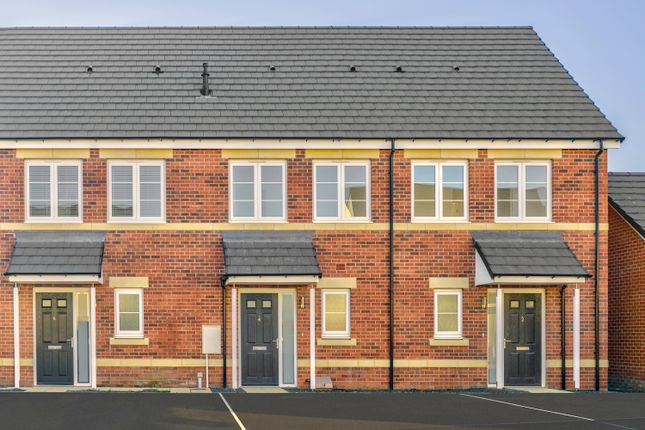 Terraced house for sale in Springwood Close, Meadowfield, Durham