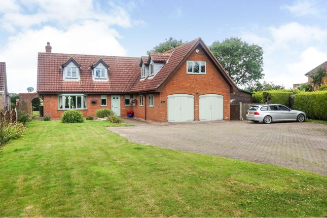 4 bed detached house for sale in Louth Road, Wragby, Market Rasen LN8