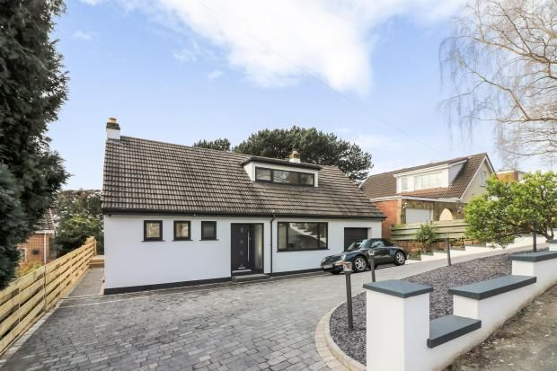 Thumbnail Detached house to rent in Warren Way, Lower Heswall, Wirral