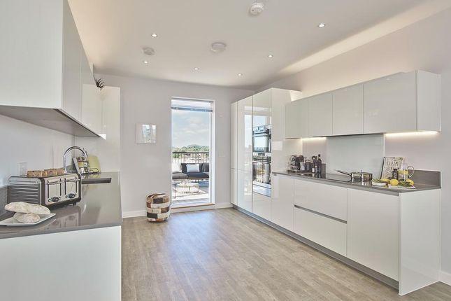 Thumbnail Flat for sale in Aura Development, Off Long Road, Trumpington, Cambridge