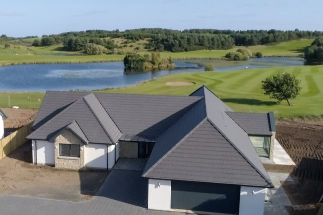 Thumbnail Detached bungalow for sale in The Morton, Plot 33, Forgan Drive, Drumoig, St. Andrews