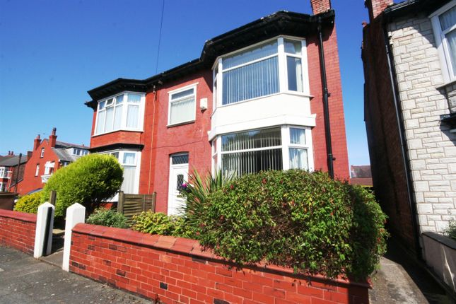 Thumbnail Semi-detached house for sale in Neville Road, Wallasey