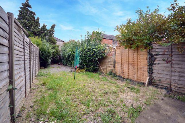Rear Garden of Minny Street, Cathays, Cardiff CF24