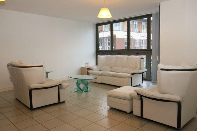 Thumbnail Flat to rent in Sheepcote Street, Edgbaston, Birmingham