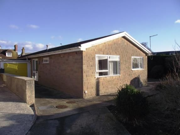 Thumbnail Bungalow for sale in Charmouth Close, Lyme Regis