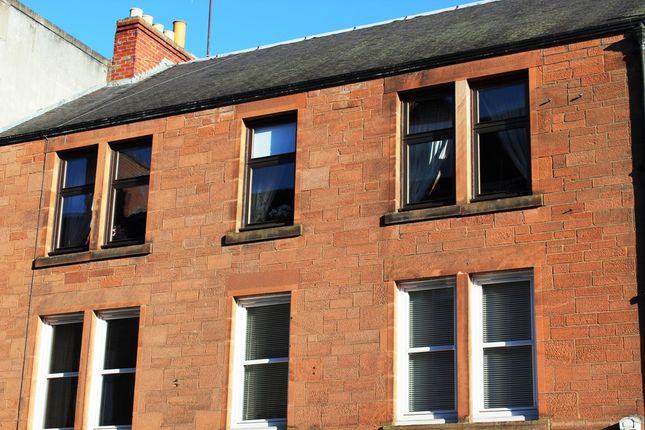 Thumbnail Flat for sale in Allan Street, Blairgowrie