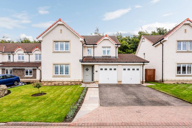 Thumbnail Detached house for sale in Hawk Crescent, Dalkeith, Midlothian