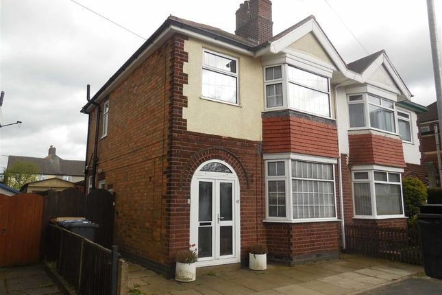 3 bed semi-detached house for sale in Rosemary Way, Hinckley