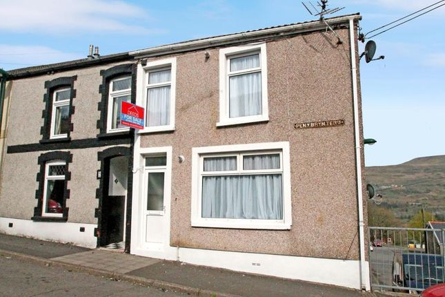 Thumbnail End terrace house for sale in Penybryn Terrace, Ebbw Vale, Blaenau Gwent