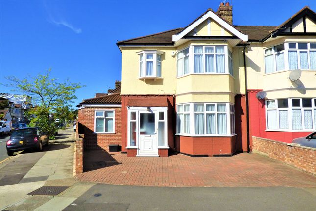 End terrace house for sale in Glebelands Avenue, Ilford