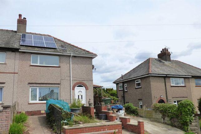 Thumbnail Semi-detached house for sale in Lunesdale View, Halton, Lancaster