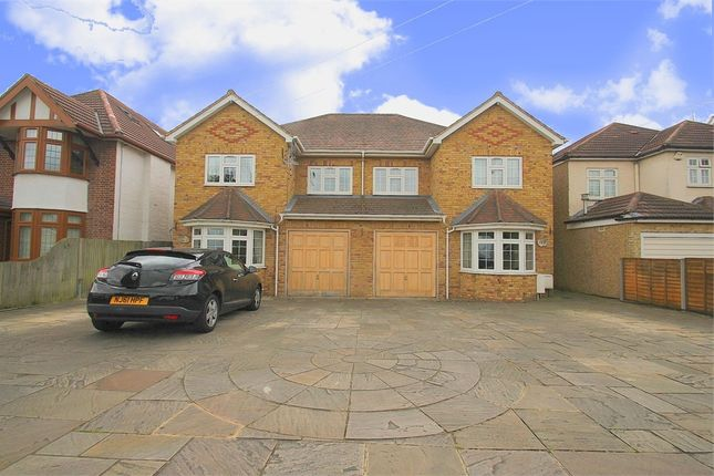 Thumbnail Semi-detached house to rent in Langley Road, Slough, Berkshire