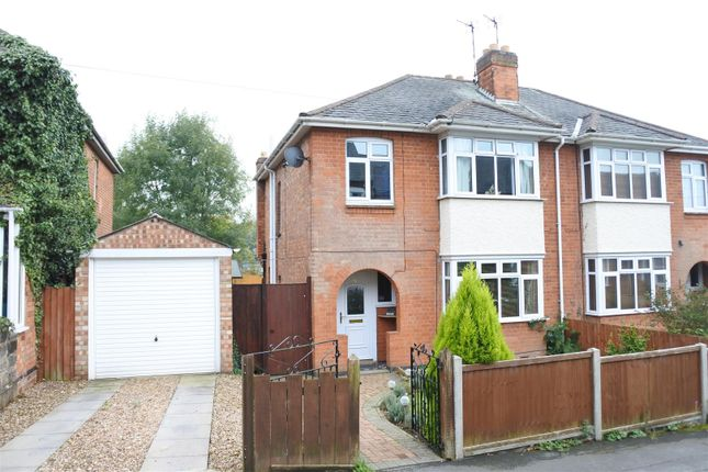 3 bed semi-detached house for sale in Clumber Street, Melton Mowbray