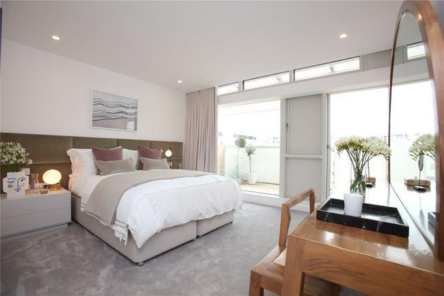 Master Bedroom of Gabriel Square, St. Albans, Hertfordshire AL1