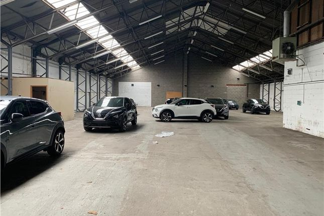 Thumbnail Industrial to let in Southwell Road West, Mansfield, Nottinghamshire