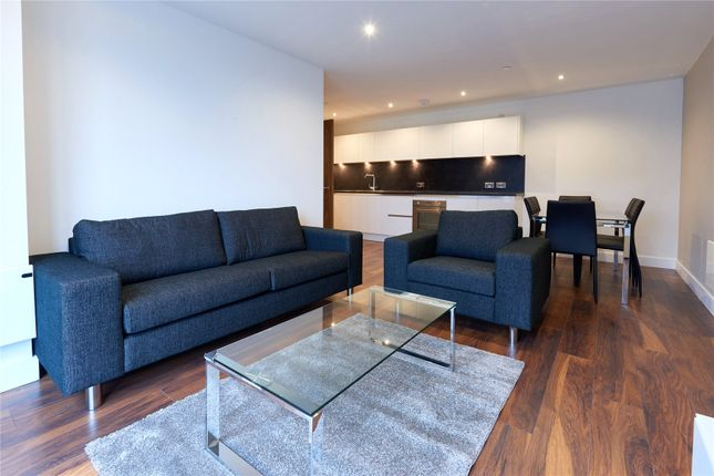 Thumbnail 3 bed flat to rent in Greengate, Greengate, Manchester