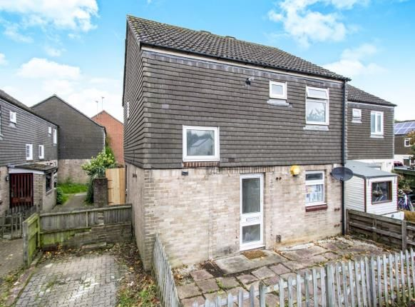 Thumbnail Semi-detached house for sale in Townsend, Bournemouth, Dorset