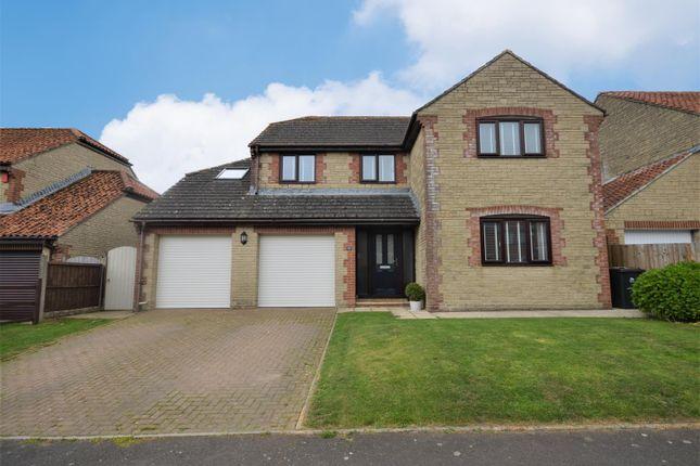 Thumbnail Detached house for sale in Wheat Close, Kingston, Hazelbury Bryan Sturminster Newton