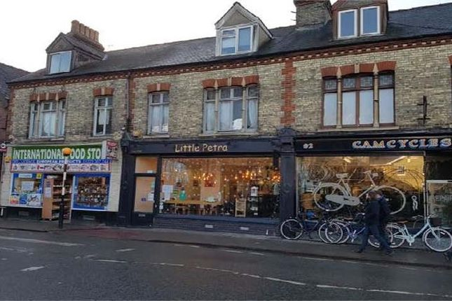 Thumbnail Commercial property for sale in Mill Road, Cambridge