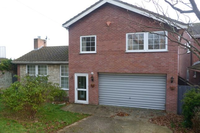 Thumbnail Detached house for sale in Stone Road, Broadstairs