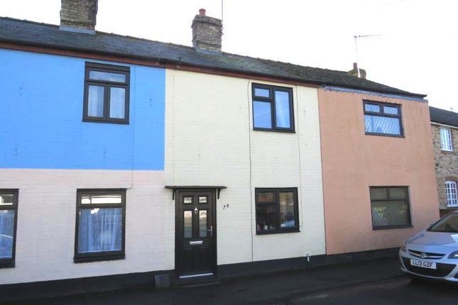 Thumbnail Terraced house for sale in Abbey Street, Ickleton, Saffron Walden