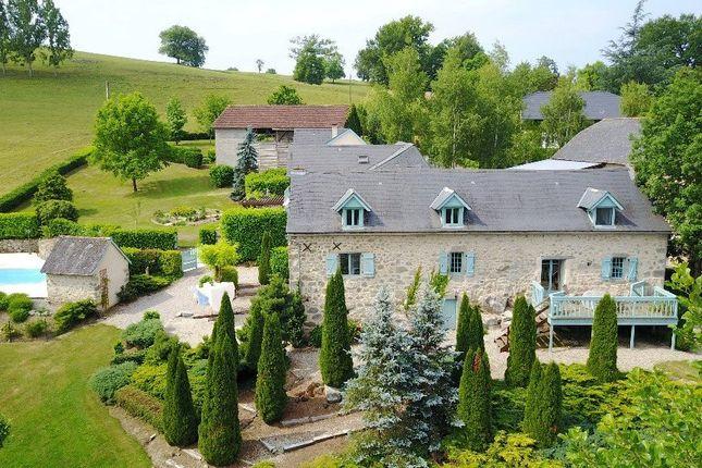 Midi-Pyrénées, Aveyron, La Fouillade