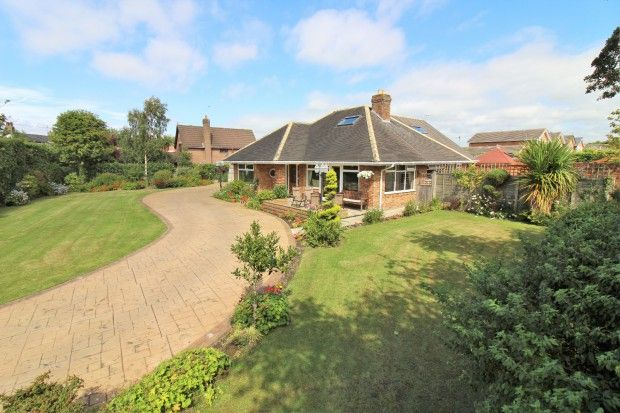 Thumbnail Detached house for sale in Briar Road, Thornton