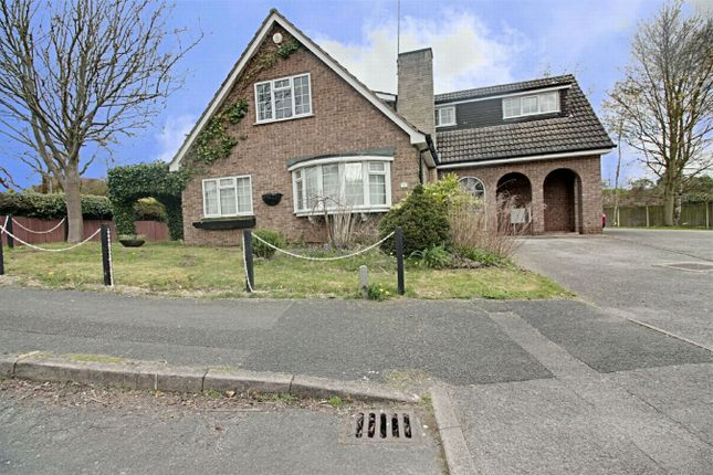 Thumbnail Detached house for sale in Eden Low, Mansfield Woodhouse, Mansfield, Nottinghamshire