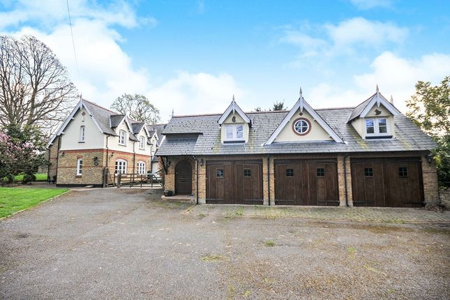 Thumbnail Detached house for sale in Kemnal Road, Chislehurst, Kent