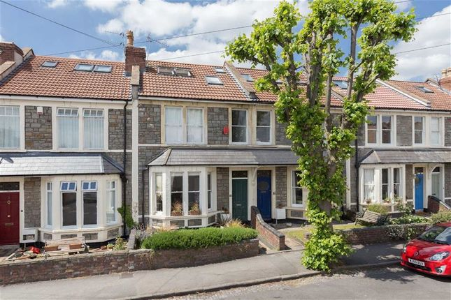 Thumbnail Terraced house for sale in Monk Road, Bishopston, Bristol