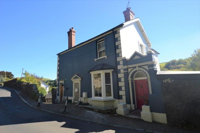Thumbnail Maisonette for sale in Western Road, Ashburton, Newton Abbot, Devon