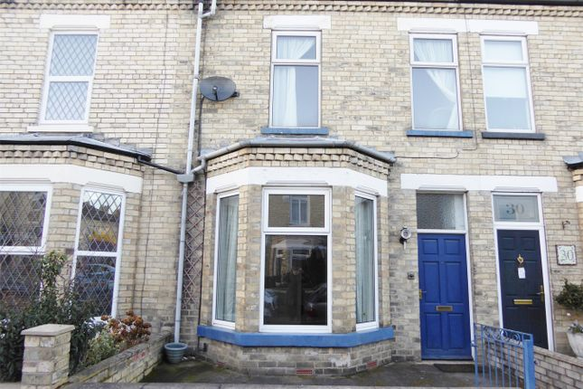 Thumbnail Terraced house for sale in Beaconsfield Street, Acomb, York