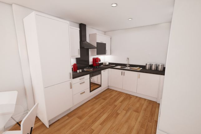 Thumbnail Flat for sale in High Street, King's Heath, Birmingham