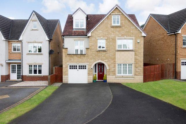 Thumbnail Detached house for sale in 13 Birnam Gardens, Dunfermline