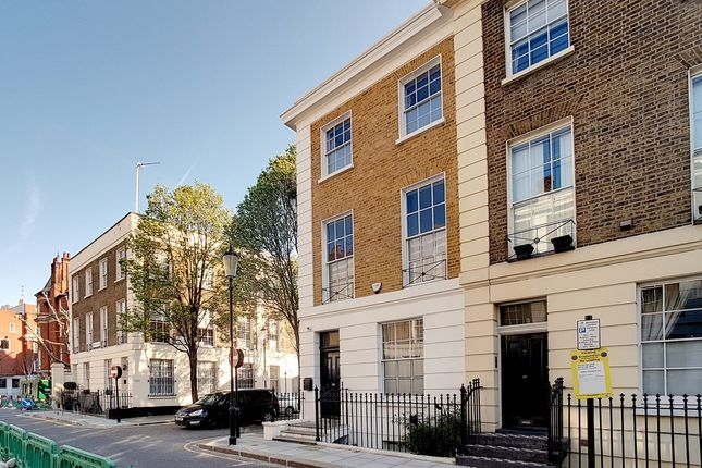 Thumbnail End terrace house for sale in Anderson Street, London