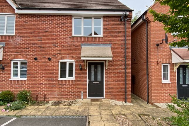 Thumbnail Semi-detached house to rent in Nursery Close, Daventry, Northants, 9Af.