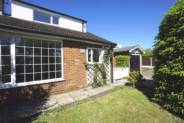 Thumbnail Semi-detached bungalow to rent in Dobb Brow Road, Westhoughton, Bolton