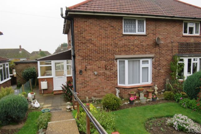 Thumbnail Semi-detached house for sale in Lynewood Road, Cromer