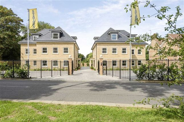 Thumbnail Flat for sale in Amethyst Close, Arkley, Hertfordshire