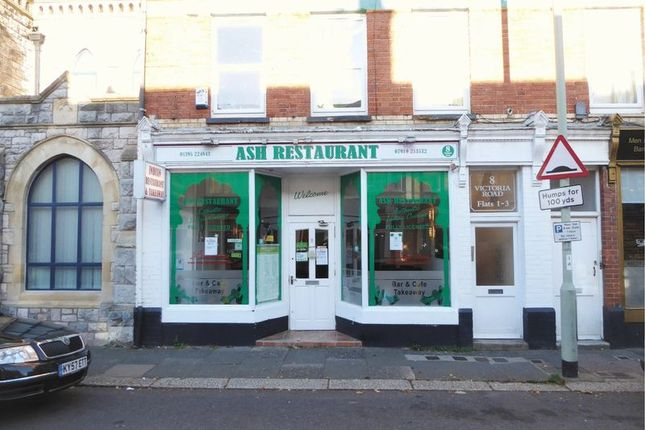Restaurant/cafe for sale in Victoria Road, Exmouth