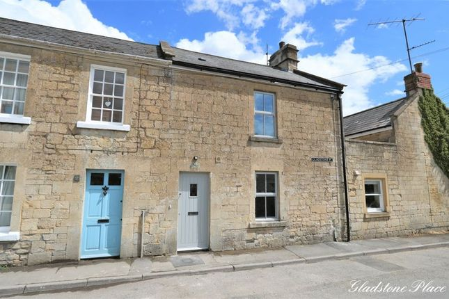 Thumbnail Cottage for sale in Gladstone Place, Combe Down, Bath