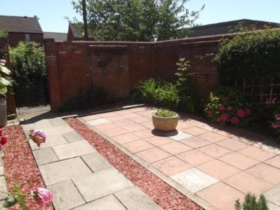 Front Garden of Lenthall Close, Bradwell, Milton Keynes, Buckinghamshire MK13