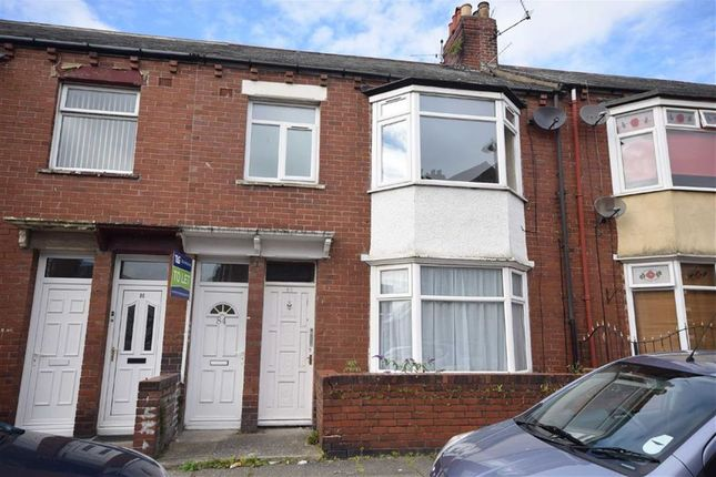 Thumbnail Flat for sale in Richmond Road, South Shields