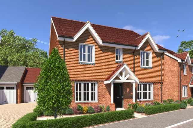 Thumbnail Detached house for sale in Rye Road, Hawkhurst, Cranbrook