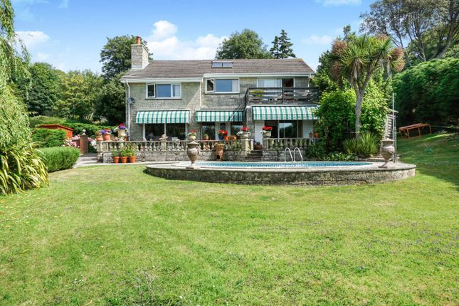 Detached house for sale in Ventnor Road, Niton