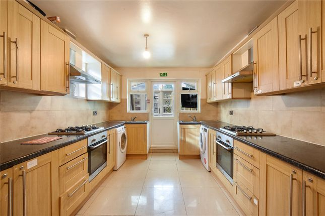 Thumbnail End terrace house for sale in Devonshire Close, Stratford, London