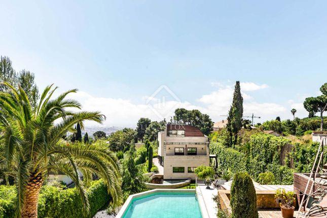 Thumbnail Villa for sale in Spain, Barcelona, Barcelona City, Pedralbes, Bcn18245