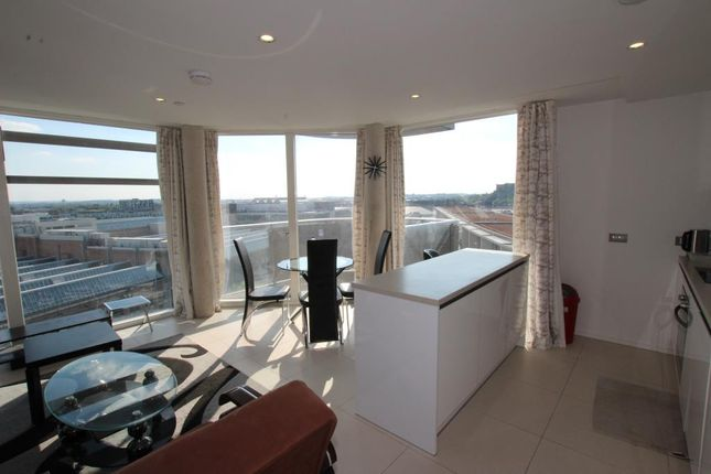 Thumbnail Flat to rent in T803 Nottingham One, The City, Nottingham